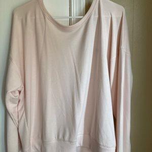 Victoria's Secret open back sweatshirt